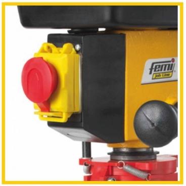 Perceuse à colonne  500 Watt FEMI DP12-921