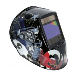 Cagoule de soudure  GYS  LCD ERGOTECH  DREAM True color XL