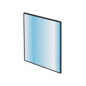 lots de 2 lentilles de remplacement pour cagoule de soudure LCD DECA