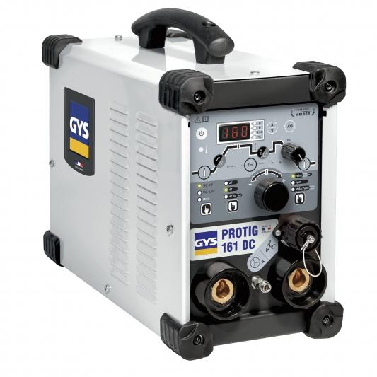 Poste à souder GYS PROTIG 161 DC HF sans accessoires