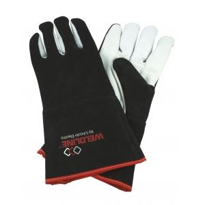 Paire de gants pour soudure électrode enrobée ou MIG- MAG  ION PROTECT  WELDLINE