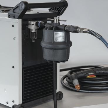 Filtre spécial impuretés pour découpeur plasma