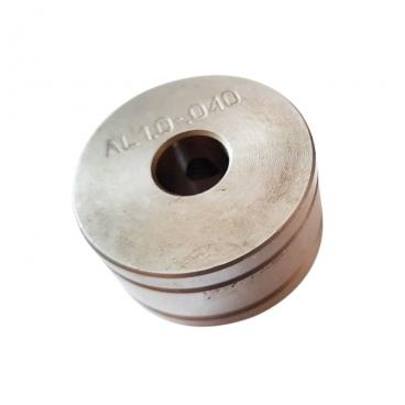 Galet entrainement  pour fil  de soudure aluminium MIG Ø 0,8- 1  mm poste Helvi