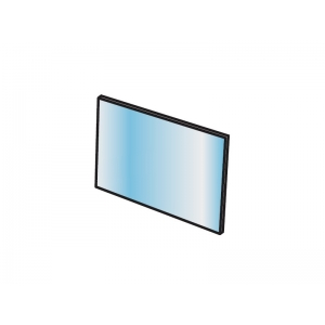 5 lentilles interne 107 x 58 mm  pour cagoule de soudure LCD