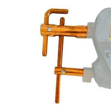 2 bras droit 140 mm + 1 électrode courbe Ø 12 mm et 1 droite 215 mm   Modular 230 et 400 Telwin